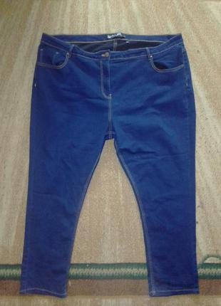 Фирменные джинсы 👖👖👖 большой размер супер батал