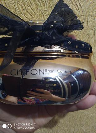 Парфюмированная вода chifon rose couture emper