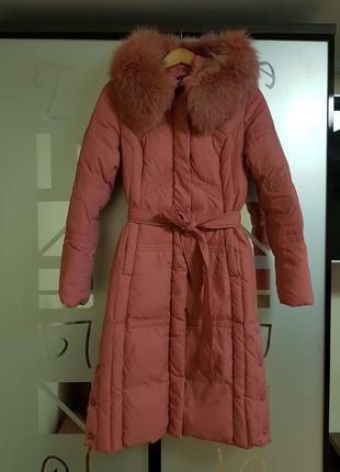 Пальто snow owl р.44(s)