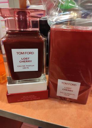 Парфюмированная вода  tom ford lost cherry