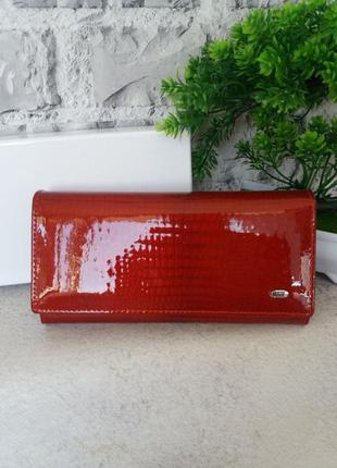 Женскмй кожаный кошелек жіночий шкіряний гаманець