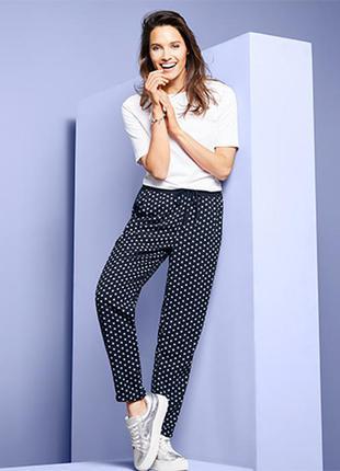 Стильные брюки штаны размер 46-48 наш tchibo тсм