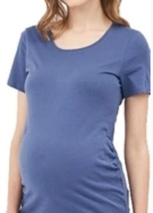 Фирменная футболка для беременных