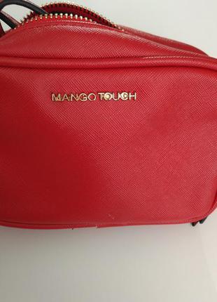 Сумочка mango touch , маленька сумка через плече