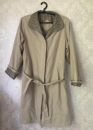 Пальто burberry xs s