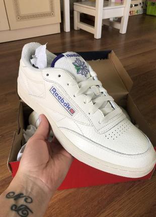 Кросівки reebok club c 85
