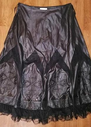 Красивая женская длинная юбка 14 р. wish