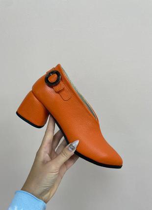 Шкіряні туфлі кожаные туфли