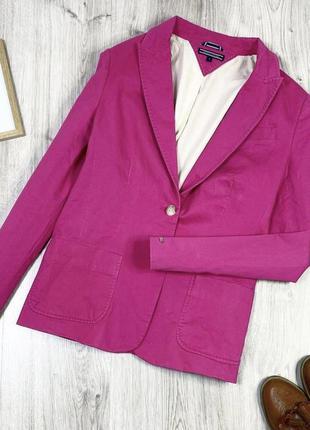 Яркий пиджак от tommy hilfiger