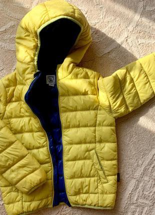 Chocco куртка для мальчика