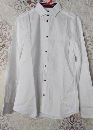 Рубашка, h&m. размер s. новая.