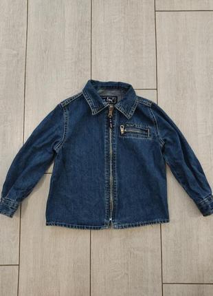 Джинсова курточка