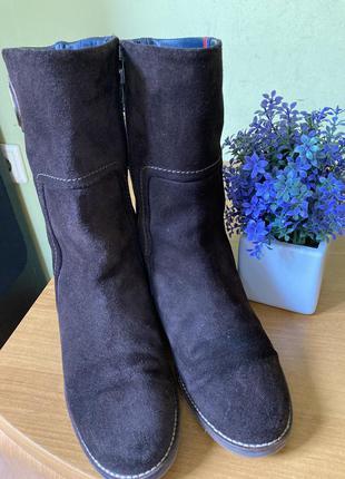 Женские ботинки tommy hilfiger2 фото