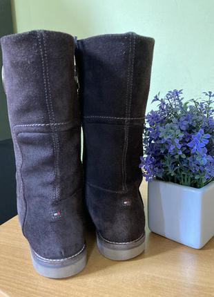 Женские ботинки tommy hilfiger3 фото