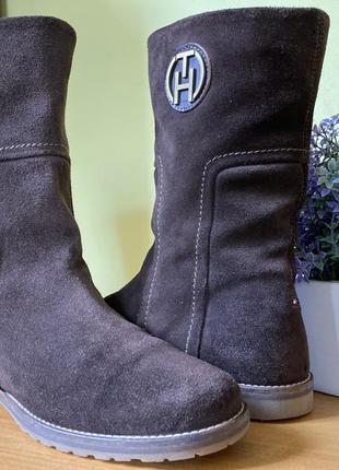 Женские ботинки tommy hilfiger4 фото