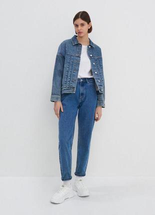 Джинси джинсы джинсовые женские штаны синие