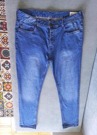 52-54 джинсы скинни длина 106