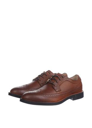 Кожаные туфли оксфорд   mark nason