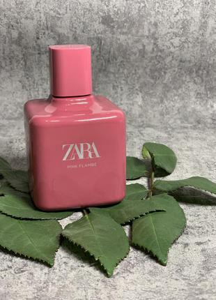 Духи женские zara pink flambé 100ml