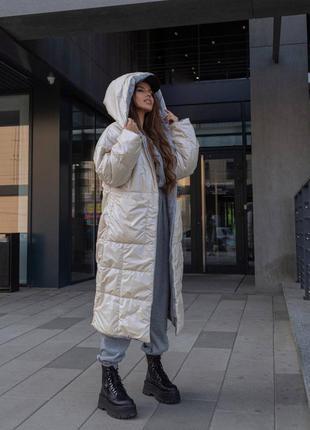 Куртка пуховик-одеяло