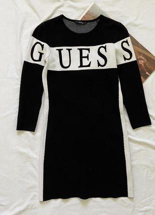 Платье по фигуре guess