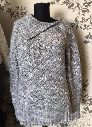 Hugo boss свитер шерсть, альпака