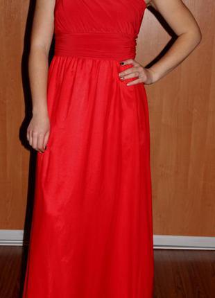 Супер нарядное вечернее платье