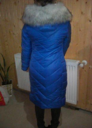 Супер курточка зимова