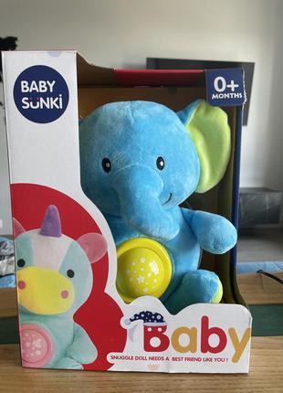 Ночник baby sunki