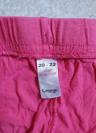 Женская пижама в горошек р. 4xl-5xl6 фото