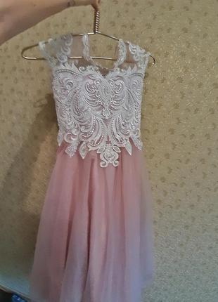 Вечернее платье2 фото