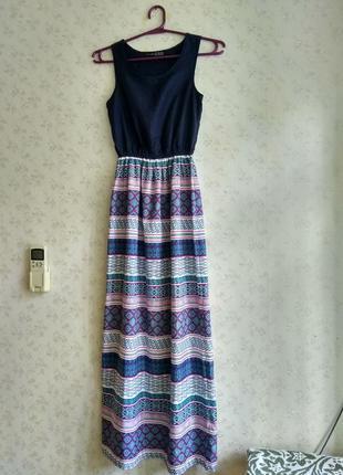 Платье atmosphere / жіноча сукня 34 р.