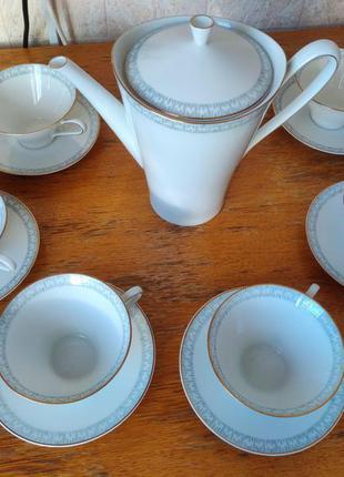 Антикварний, чайник hutschenreuther,порцеляна 1948-1970 рр