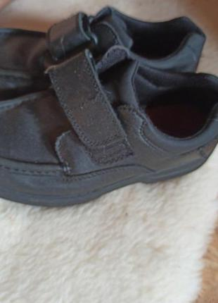 Туфли шузы кожаные