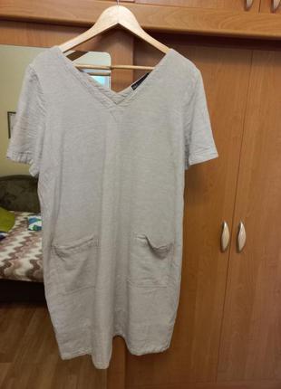 Продам льняное платье marks&spencer (16)