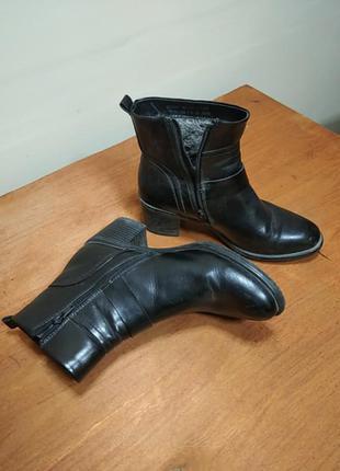 Зимние ботинки еврозима.