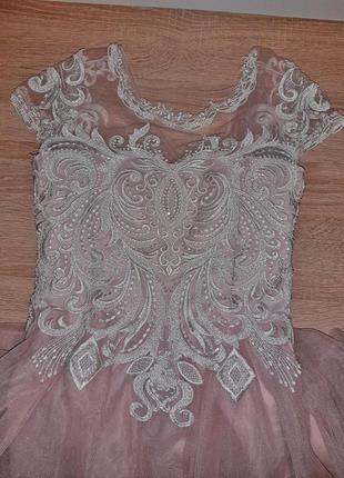 Вечернее платье3 фото