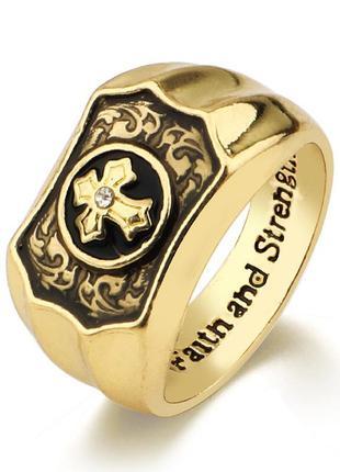 Мужское кольцо abaccio k204 р-ры 9, 10, 11 и 12