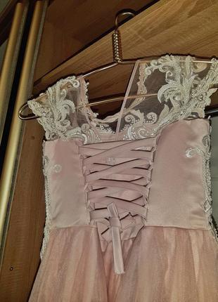 Вечернее платье4 фото