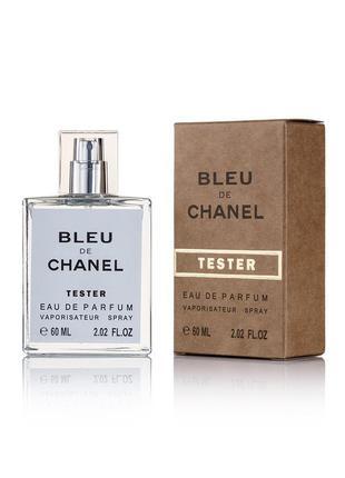 Парфюмированная вода тестер  chanel bleu