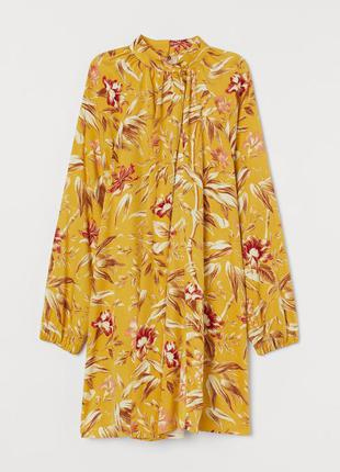 Свободное платье h&m