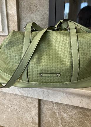 Классная сумка esprit