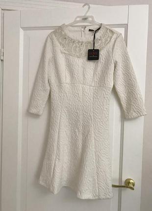 Плаття тепле сукня