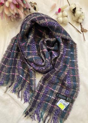 Шикарный шарф  букле   в стиле zara
