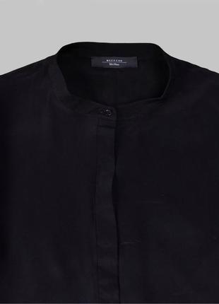 Оригинал блуза рубашка weekend max mara2 фото