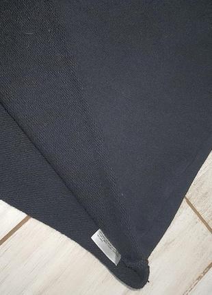 Хлопковое прямое черное платье diesel s5 фото