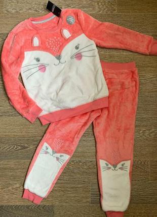 Пижама махровая джордж
