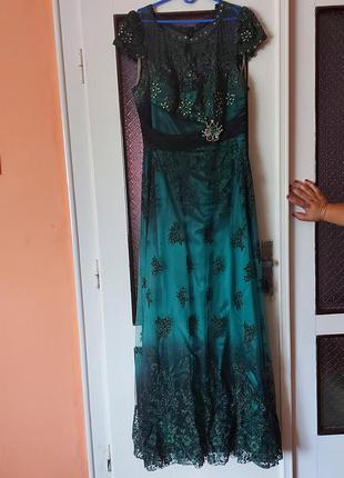 Вечернее платье.1 фото