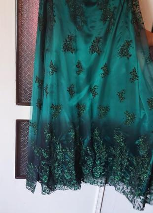 Вечернее платье.3 фото