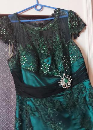 Вечернее платье.2 фото